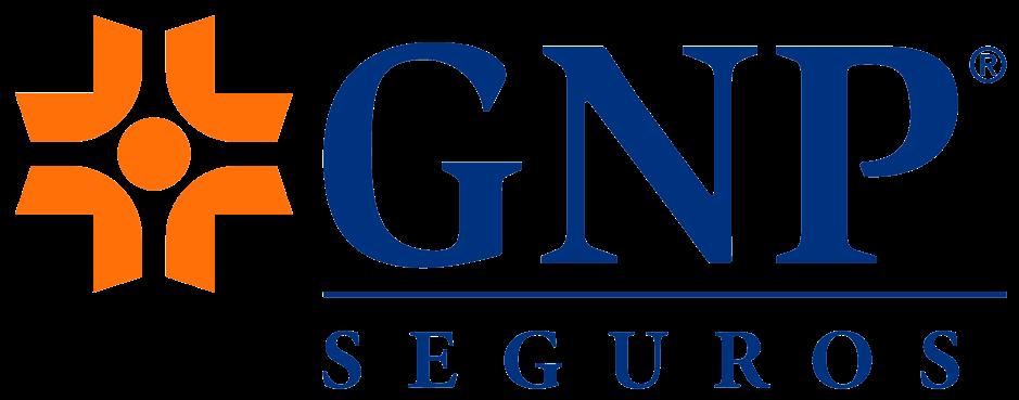 mutua-seguro medico GNP Línea Azul logo